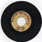 Skatalites - On Broadway / Teddy Ling - I'm A Lover Try Me (Olive Blossom) EU 7""